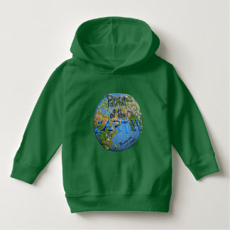 Patriot OF the Earth Hoodie