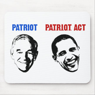 Patriot / Patriot Act Mouse Pad