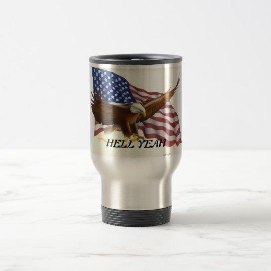 Patriot Stainless Mug