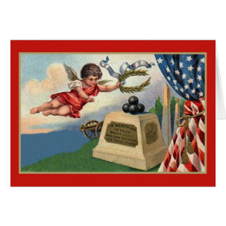 Patriotic 7 card