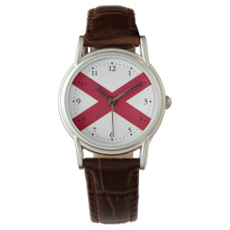 Patriotic Alabama State Flag Watch