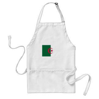Patriotic Algerian Flag Standard Apron