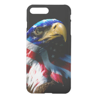 Patriotic American Eagle iPhone 8 Plus/7 Plus Case