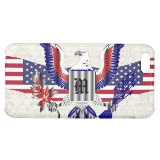 Patriotic American eagle Case For iPhone 5C