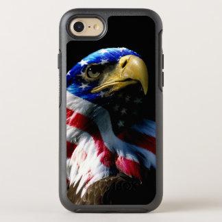 Patriotic American Eagle OtterBox Symmetry iPhone 7 Case
