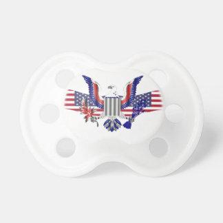 Patriotic American eagle symbol Dummy