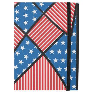"Patriotic American fireworks iPad Pro 12.9"" Case"