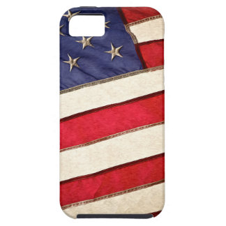 Patriotic American Flag iPhone 5 Covers