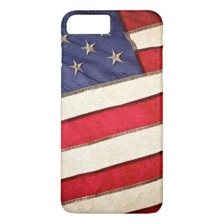 Patriotic American Flag iPhone 7 Plus Case