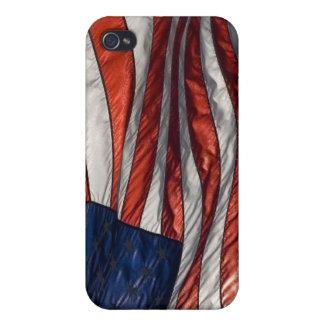 Patriotic American Flag iPhone Case Cases For iPhone 4