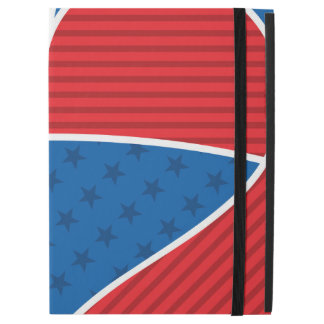 "Patriotic American hearts iPad Pro 12.9"" Case"