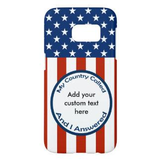 [Patriotic American]  Military Veteran My Country