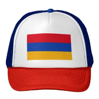 Patriotic Armenia Flag Cap