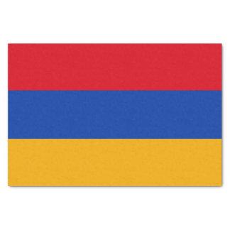 Patriotic Armenia Flag Tissue Paper