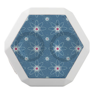 Patriotic Atom White Boombot Rex Bluetooth Speaker