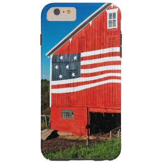 Patriotic Barn Tough iPhone 6 Plus Case