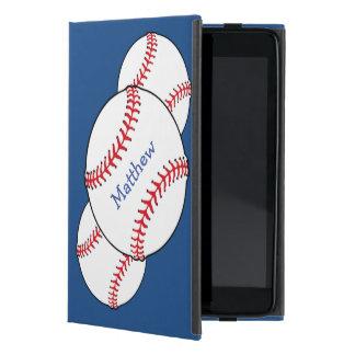 Patriotic Baseball iPad Mini Case