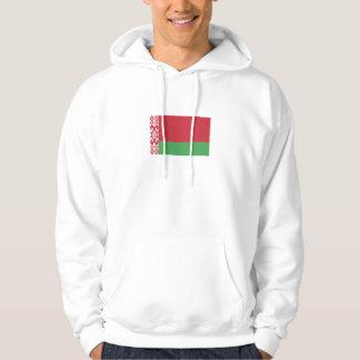 Patriotic Belarusian Flag Hoodie