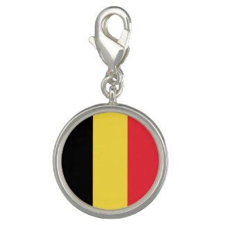Patriotic Belgian Flag