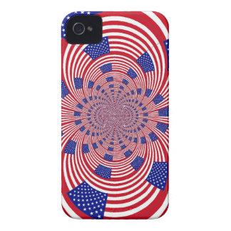 Patriotic blackberry case