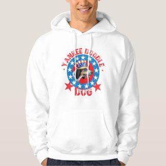 Patriotic Bluetick Hoodie