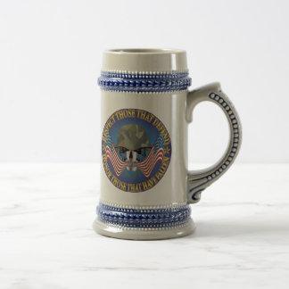Patriotic Bones Coffee Mugs