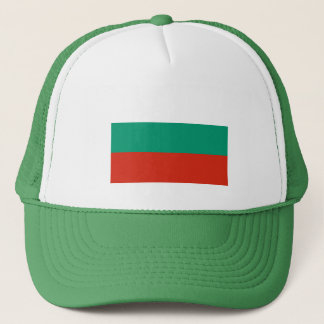 Patriotic Bulgarian Flag Trucker Hat