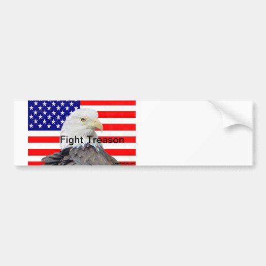 Patriotic Bumper sticker