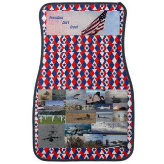 Patriotic Car Floor Mats