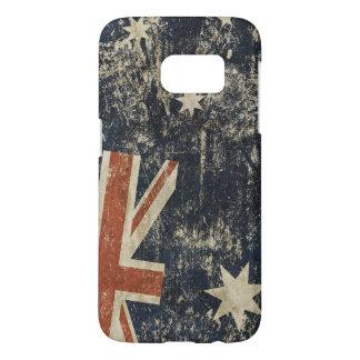 Patriotic case with of Australia