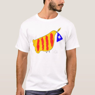 Patriotic Catalonia,  Catalunya  llibertat T-Shirt