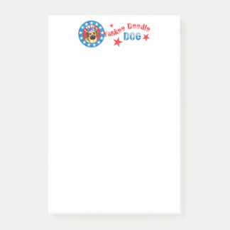 Patriotic Chinook Post-it® Notes