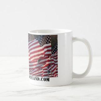 Patriotic Coffee Coffee Mug