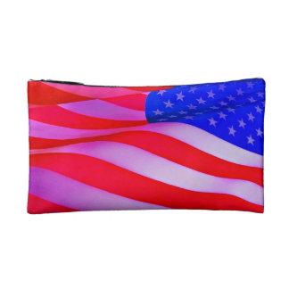 Patriotic Cosmetic Bag