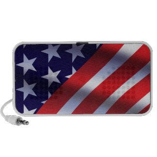 Patriotic Custom Speaker