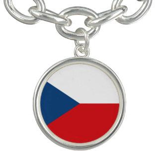 Patriotic Czech Republic Flag