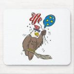 Patriotic Eagle (2) Mouse Pads