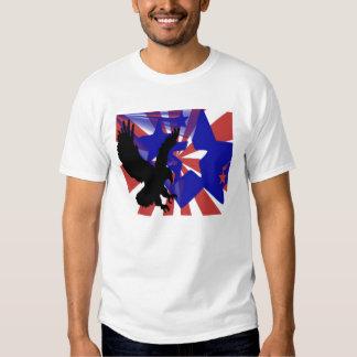 Patriotic Eagle Men's T-Shirt