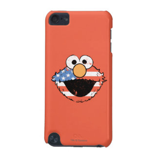 Patriotic Elmo - Distressed iPod Touch 5G Cover