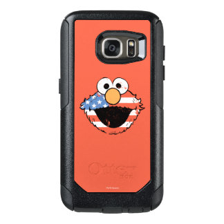 Patriotic Elmo - Distressed OtterBox Samsung Galaxy S7 Case
