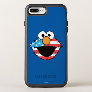 Patriotic Elmo OtterBox Symmetry iPhone 8 Plus/7 Plus Case