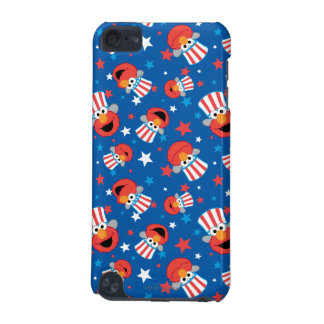 Patriotic Elmo Pattern iPod Touch 5G Covers
