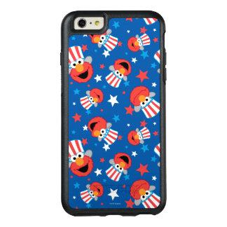 Patriotic Elmo Pattern OtterBox iPhone 6/6s Plus Case