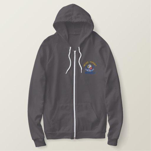 Patriotic Embroidery Hoodies