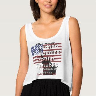 Patriotic Fashion USA American Flag America Tshirt