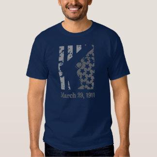 Patriotic Flag 1911 Gray Design Tshirt
