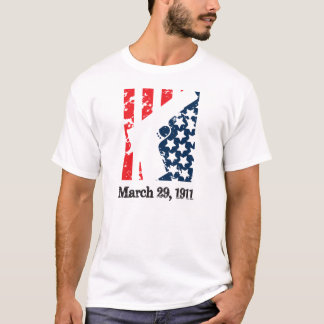 Patriotic Flag 1911 T-Shirt