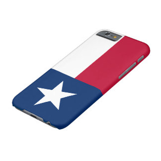 Patriotic Flag of Texas iPhone 6 Case