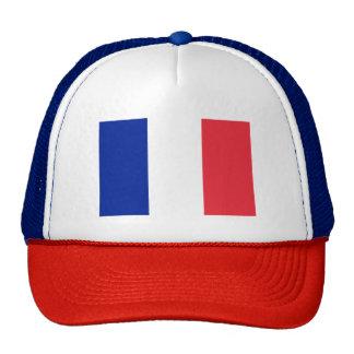 Patriotic French Flag Cap
