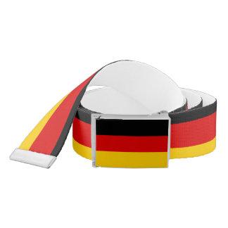 Patriotic German Flag Belt